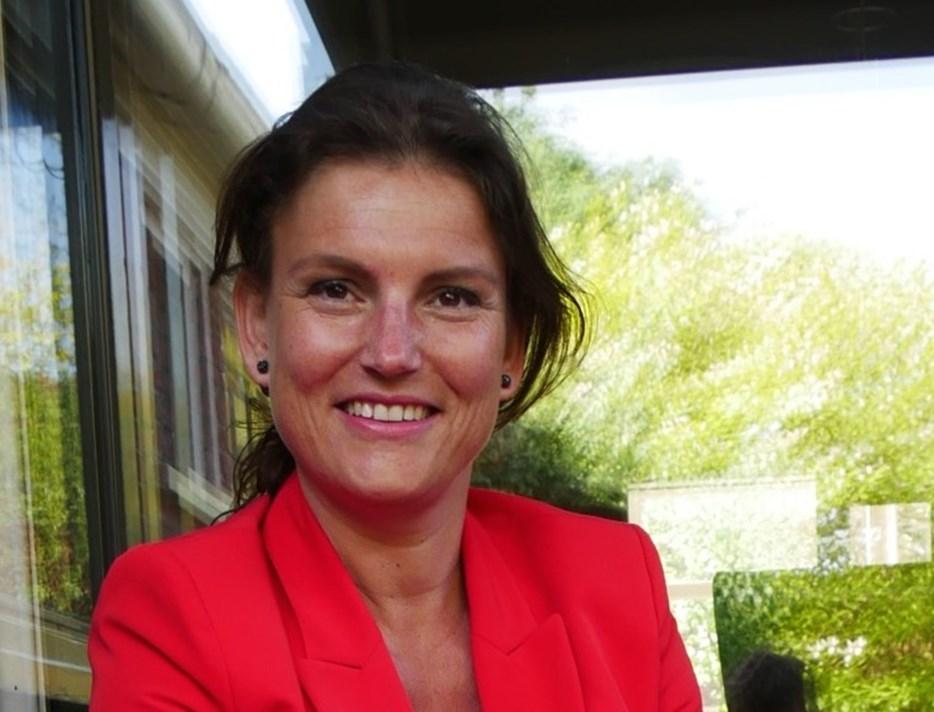 Laura van Strien Managing Director PinkRoccade Financiën & Services