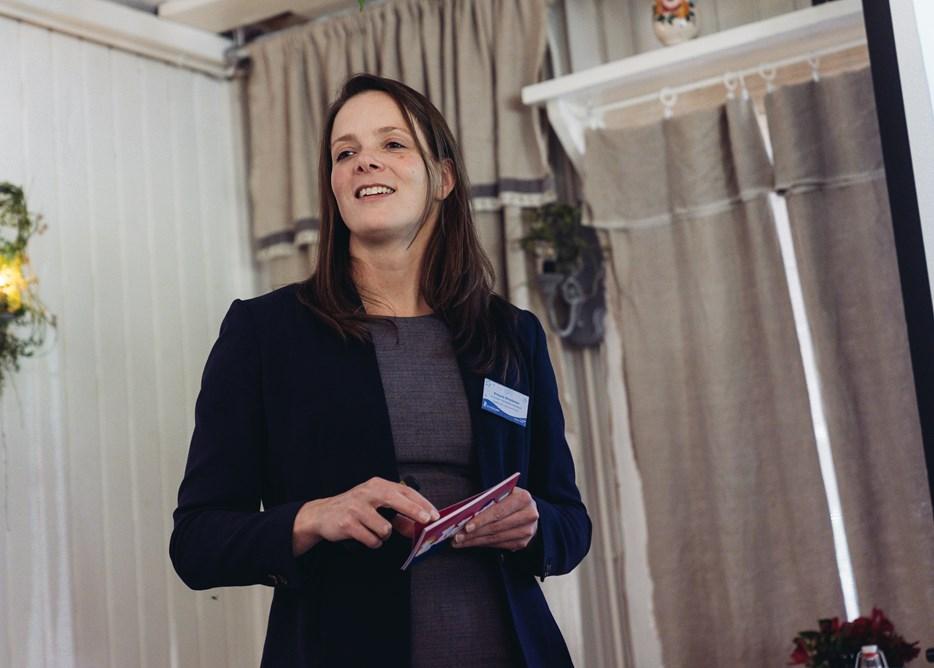 Erleyne Brookman - PinkRoccade Samenlevingszaken - spreker